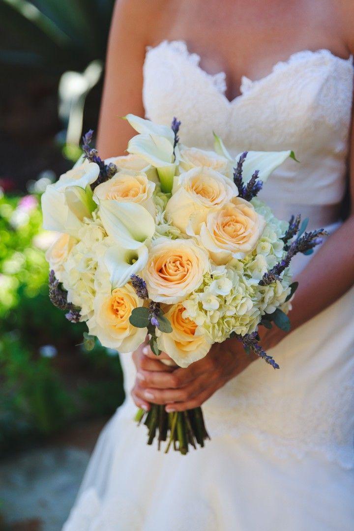 Ramo de novia damasco